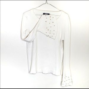 Coin 1804 | Bell sleeve | Pearl | Sweater